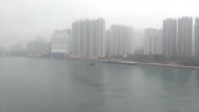 マレーシア・ブルネイひとり旅 @2018.12~2019.01【7日目】香港半日観光