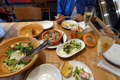 オープン初日の富士山三島東急ホテル1泊 ワイン食堂 ヴィンセントの夕食