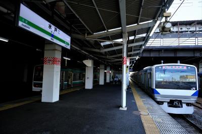 生ウニ丼を求めて、常磐線で仙台を目指す旅