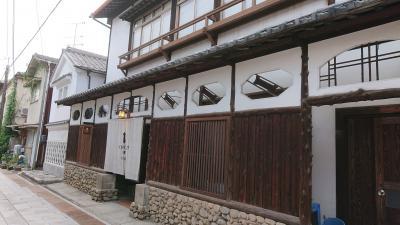 松山~しまなみ海道~NIPPONIA HOTEL竹原(広島)への旅 3