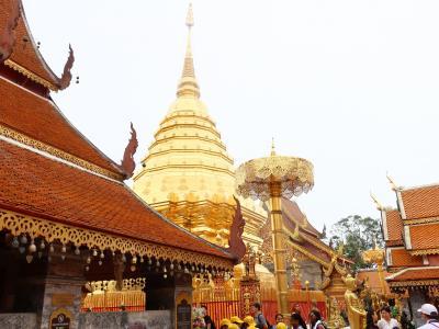 タイ チェンマイ&バンコクとその近郊 気まま旅 vol.1 ~チェンマイ編~
