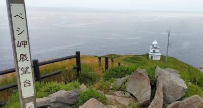 憧れの利尻島~礼文島、最北の自然を楽しみました!(3)ペシ岬、利尻島散策編
