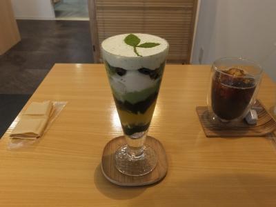石川県 金沢市◆ 和カフェ「豆月」&「cafe甘 杜の里店」2020/08/09・10・11