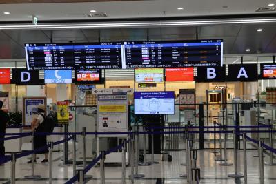 伊丹空港リニューアルグランドオープン、新店舗を見に行く。
