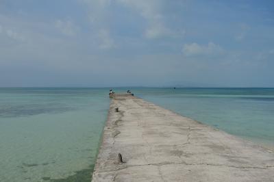 竹富島旅行 (1) 悠久の楽園で、ぐるっと全島一周編