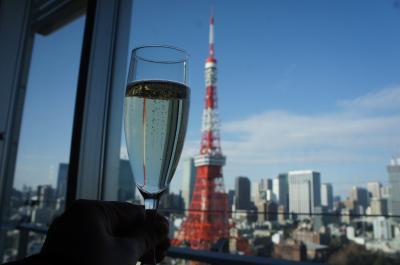 2020年2月ザ・プリンス パークタワー東京、翌日はせっかくだから東京タワーにも