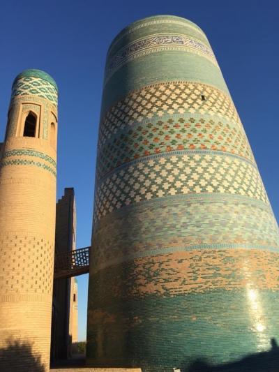 思い出のウズベキスタン 2018年