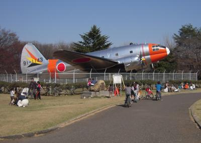 思ひ出つづり⑦ 所沢航空記念公園