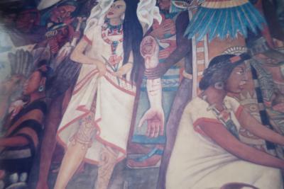 思い出の中南米(1983~1988)  第八章 「パナマの休日(メキシコシティ&カンクン)」編