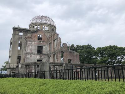 1泊2日!広島女子旅(1日目)