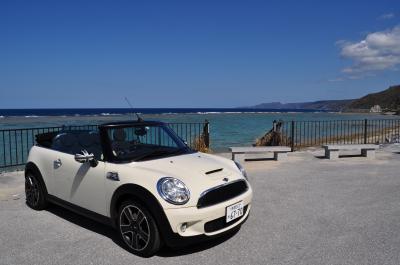 沖縄本島北部 オープンカー&まったりおこもり の旅 その1