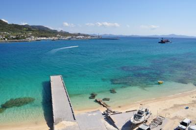 沖縄本島北部 オープンカー&まったりおこもり の旅 その3