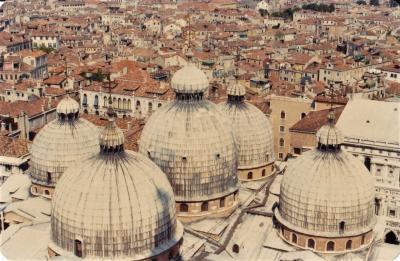 古い写真をスキャン9(ヴェネツィア、1979年)