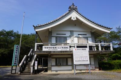 (17)日本100名城 46 長篠城
