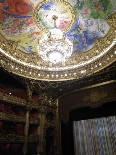 Paris * オペラ座