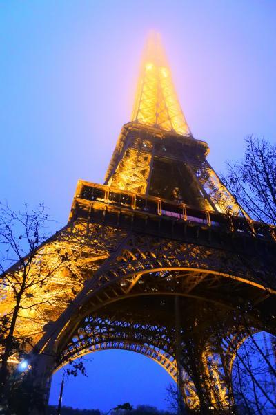 パリ 王道観光地とカフェを楽しむ欲張り年越し旅行