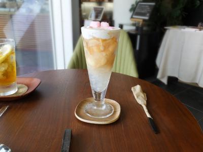 石川県金沢市◆カフェ『ル ミュゼ ドゥ アッシュ金沢』『餡屋musubu 』『Cafe甘』◆2020/08/12・16