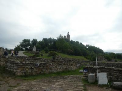 ブルガリア、ヴェリコ・タルノヴォ 3日目街歩き (ギリシャ・ブルガリア・ルーマニア旅行の20/31日