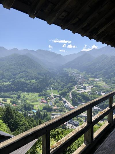 山形までドライブ旅行、月山、山寺立石寺へ。