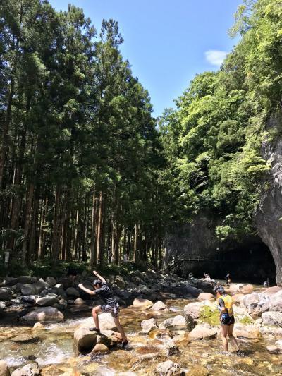 家族キャンプ 2020年8月 (長男11歳、次男9歳)IN 天川村 松林山上川キャンプ場 1日目