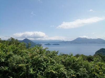 夏の北海道ドライブ旅行