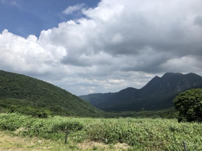 涼を求めて高原へ。九重阿蘇2泊3日のドライブ旅行~前編~