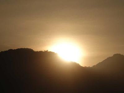 散歩・早朝バージョン =日の出を見ながら= 2020.08.13