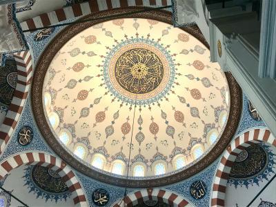東アジアで一番美しいモスク♪東京ジャーミイ訪問