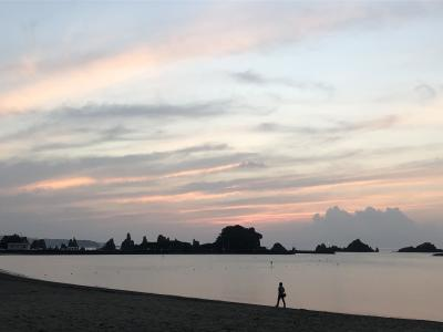 前日にGoTo予約 真夏の本州最南端・トルコ友好の町串本 岬と島巡り 紀伊勝浦 那智の滝も 2