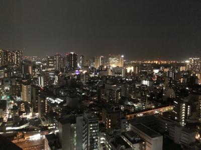 お盆休みを東京マリオットホテルでホテルステイ