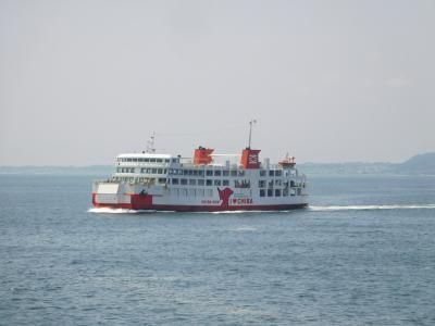 東京湾フェリーと平砂浦海岸-1