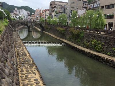 広島・福岡・長崎 ぶらぶら早歩き旅(博多-長崎篇)