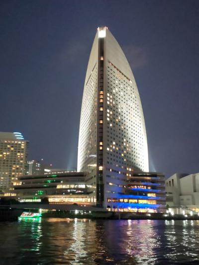 横浜新旧インターコンチはしごStay ①ヨコハマグランドインターコンチネンタル/和室スイートにcheck-in