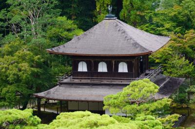 20200814-1 京都 慈照寺、銀閣はいつ以来だろうか…