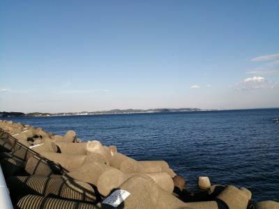 アドレス110の旅 江ノ島