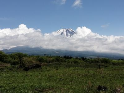アドレス110の旅 富士山