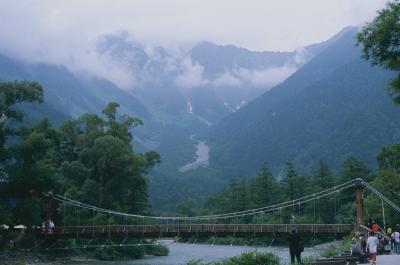 飛騨高山~上高地~車山の旅