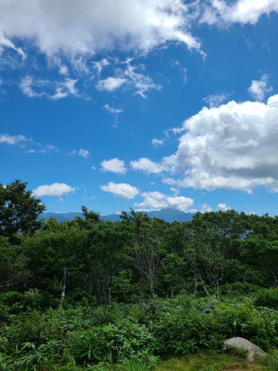 高山~平湯泊でプチハイキング