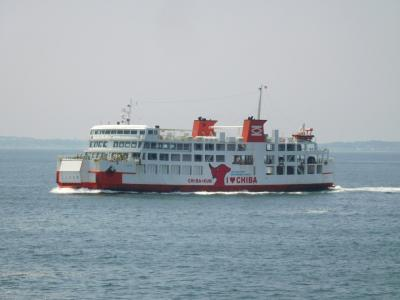 東京湾フェリーと平砂浦海岸-2