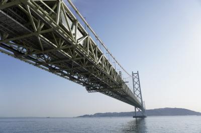 明石海峡大橋と焼肉