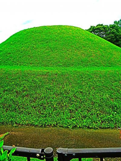 奈良県10 明日香村a  高松塚古墳 飛鳥美人画で有名 ☆高松塚壁画館/飛鳥歴史公園館も見学