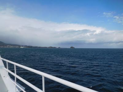 SunQパスで九州5県周遊 4日目その2 島原への船旅