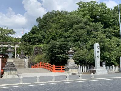 2020夏 長野・山梨の旅(3) ~甲府には日本百名城が二つもありました編~