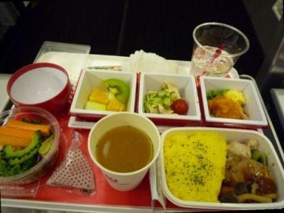 いつかまた飛べる日まで★機内食コレクション【JAL Economy Class】