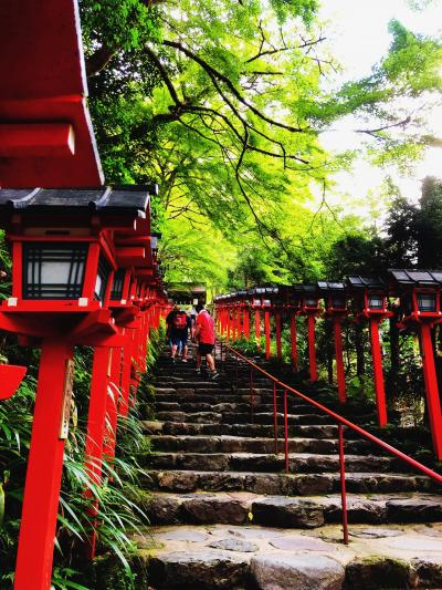 2020年夏 自己責任で行く、夏の京都