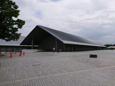 満月寺、佐川美術館