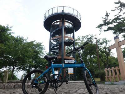 自転車でGO!早朝バージョン・海岸へ 2020.08.09