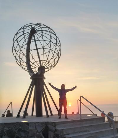 ヨーロッパ最北端の地ノールカップへ~ノルウェー北極圏の旅【前半】