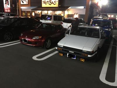 札幌でドライブ(8年ぶりの乗用車運転)