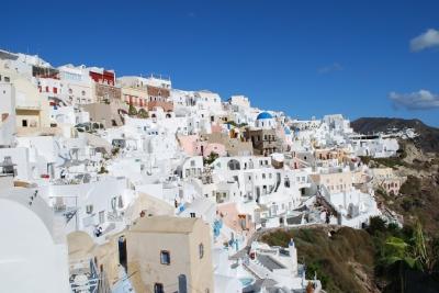 再びギリシャへ 2 ヒオス島からサントリーニ島へ